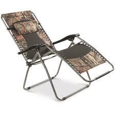 guide gear oversized mossy oak break up country zero gravity chair 500 lb