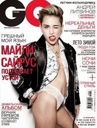 майли сайрус для Gq Russia февраль 2014 фотообзор майли