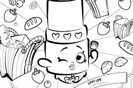 Free Printable Shopkins Shoppies Coloring Pages Online Pokemon For