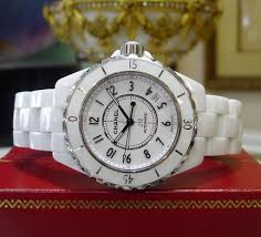 mens chanel j12 automatic ref h1996 round 38mm white ceramic mens chanel j12 automatic ref h1996 round 38mm white ceramic watch