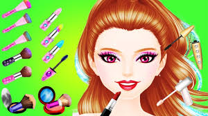 Makeover Hair Salon Dress Up Makeup Kids Games High School