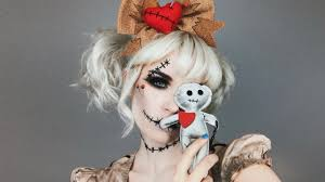 voodoo doll makeup tutorial ft spirit atleeeey