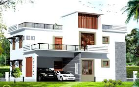 Fresh Modern Exterior House Colours For You #11744