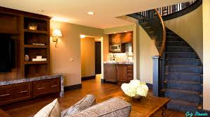 Design Ideas For Basements With Low Ceilings Stunning Low Ceiling Basement Remodeling Ideas With Low