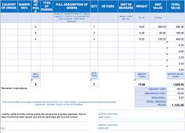 best invoice template template list of 8 best invoice formats in excel invoices template