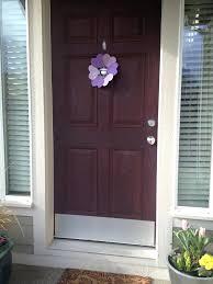 Front Doors: Excellent Dark Purple Front Door For Your Home. Dark ...