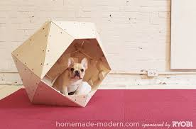 21 diy dog houses to pamper and spoil