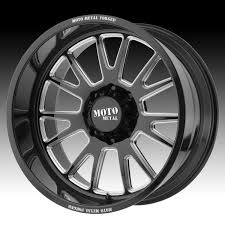 moto metal wheels. moto metal mo401 forged black milled custom wheels rims click to enlarge l