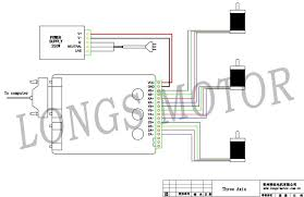 promote nema 23 stepper motor 270oz in,3a 3 axis board cnc kit ebay stepper motor wiring 4 wires at Nema 23 Stepper Motor Wiring Diagram