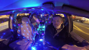 Car Back Seat Light Add More Lights Under The Back Seat In The Disco Van