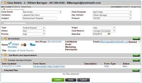 Help Desk Customer Case Management Solutions Leadmaster Crm