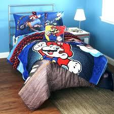 mario comforter