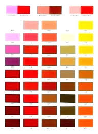 Red Color Chart Behr Paint Colors For Exterior Doors Green Tea Gray Color