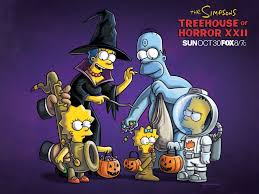 The SimpsonsThe Simpsons Treehouse Of Horror 12