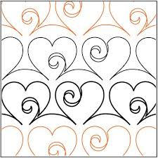 1801 best Long-arm quilt patterns images on Pinterest   Filing ... & Click on the link below of the version you would like to Download:Pantograph  - · Quilting StencilsQuilting TemplatesLongarm QuiltingFree Motion ... Adamdwight.com