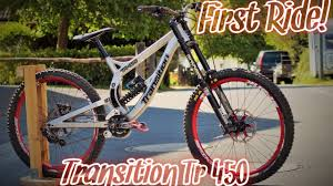 first ride transition tr 450