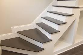 basement stairs ideas. Best Painted Basement Stairs Painting Wood Steps Decorating Ideas