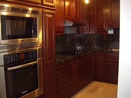Dark Stain Kitchen Cabinets Modern Kitchen Cabinets Kitchen Remodeling Eurokitchensusa