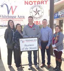 chamber business of the month kilgore news herald