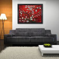 Dining Room Artwork Van Gogh Almond Blossom Dining Room Modern With Affordable Art Art