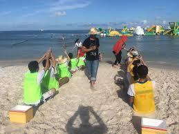 Top 4 trò chơi team building bãi biển được được hưởng ứng nhiệt tình nhất