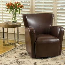 christopher knight leather club chair bonded leather swivel club chair by knight home christopher knight home