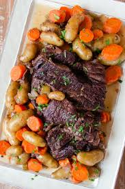 clic pot roast