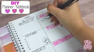 Diy Planner Notebook Easy Budget Friendly