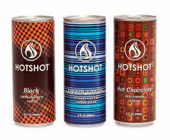 .time, hotshot coffee has presented a new solution: Hotshot Coffee Expands Distribution In New York Bevnet Com
