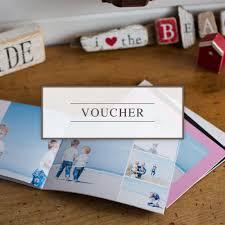 small softer photo book voucher