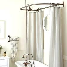 fancy clawfoot tub shower curtain decorations curved shower curtain rod for tub from tub shower curtain
