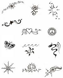 Small Picture Image result for simple henna tattoos HENNA Pinterest