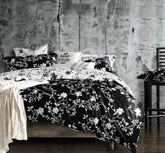 black queen size comforter black and white comforter set full black and white comforter sets
