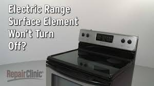 Whirlpool Oven Cooktop On Light Stays On Surface Element Won T Turn Off Range Troubleshooting
