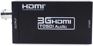 <b>HDMI</b> to SDI Converter Adapter <b>HDMI</b> SDI Adapter SDI/<b>HD</b>-SDI/3G ...