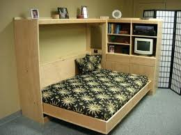Bed Frame ~ Murphy Bed Frame Kit Canada So To Say The Wall Or Queen ...