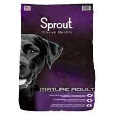 sprout dog food