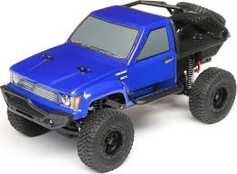 <b>Краулер ECX</b> 1:24 <b>Rock</b> Crawler Barrage 4WD RTR — купить в ...
