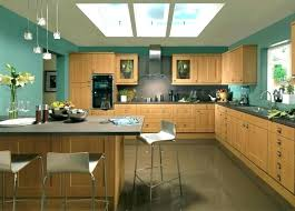 kitchen wall colors fascinating color ideas for contrasting with light brown cabinets