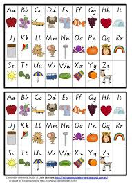 Jolly Phonics Alphabet Chart Free Printable Alphabet Chart Vic Modern Cursive Miss Jacobs Little