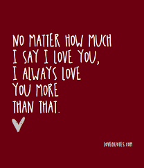 Love Quotes Com Magnificent I Always Love You Love Quotes