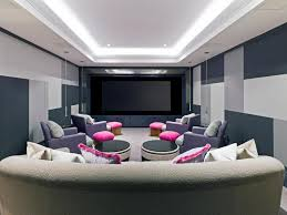 Theater Room Furniture Ideas