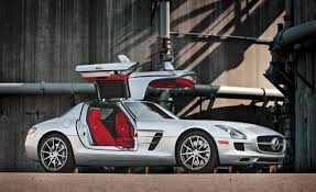 2011 Mercedes-Benz SLS AMG Specs and Photos   StrongAuto