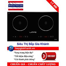 Bếp từ đôi Latino LT 88I nhập khẩu Thái Lan
