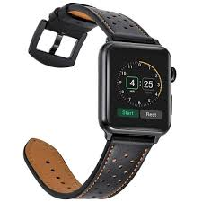 saan bibili leather band compatible with apple watch 4 44mm 42mm iwatch series 1 2 3 42mm 38mm