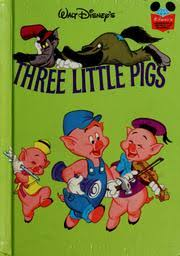walt disney s three little pigs