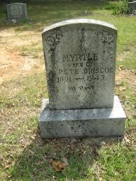 Myrtle Fuller Briscoe (1891-1943) - Find A Grave Memorial
