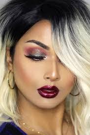 festive makeup ideas see more glaminati