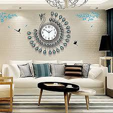 big wall clocks for living room