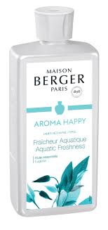 Lampe Berger Navulling Aroma Happy Aquatic Freshness 500 Ml 115373